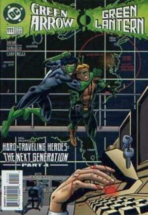 Green Arrow (1988-1998)#111