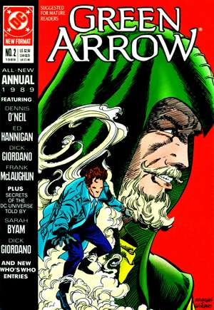 Green Arrow (1988-1998)#Annual 2