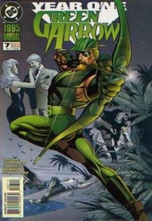 Green Arrow (1988-1998)#Annual 7