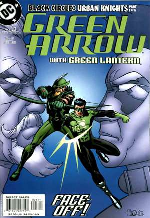 Green Arrow (2001-2007)#23