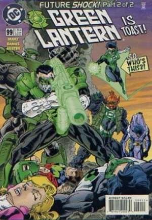 Green Lantern (1990-2004)#99B