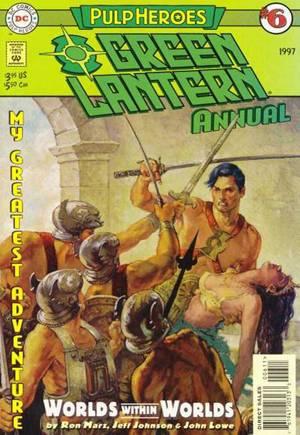 Green Lantern (1990-2004)#Annual 6