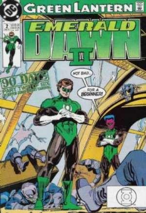 Green Lantern: Emerald Dawn II (1991)#2B