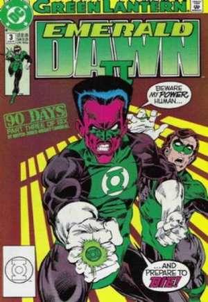 Green Lantern: Emerald Dawn II (1991)#3B
