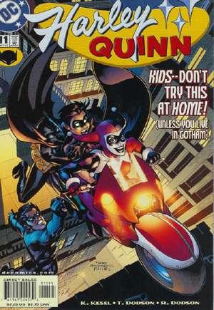 Harley Quinn (2000-2003)#11