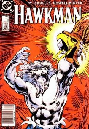 Hawkman (1986-1987)#5