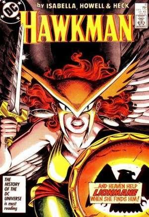 Hawkman (1986-1987)#6