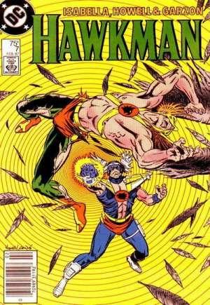 Hawkman (1986-1987)#7