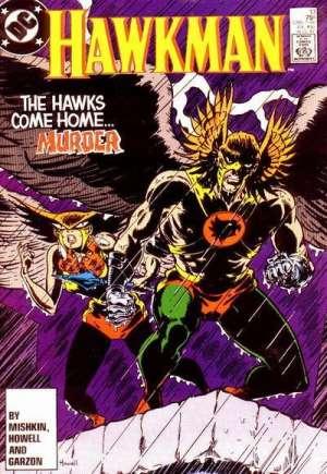 Hawkman (1986-1987)#13