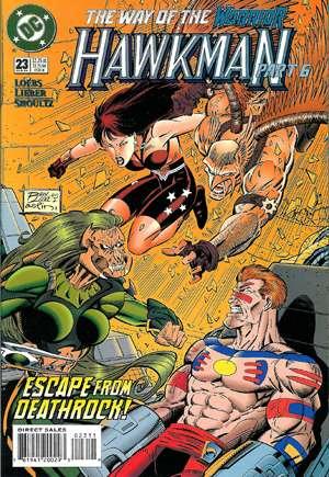 Hawkman (1993-1996)#23