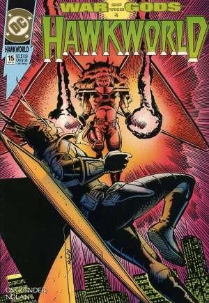 Hawkworld (1990-1993)#15