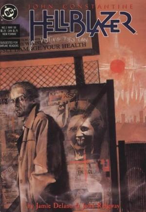 Hellblazer (1988-2013)#3