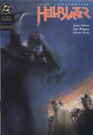 Hellblazer (1988-2013)#9