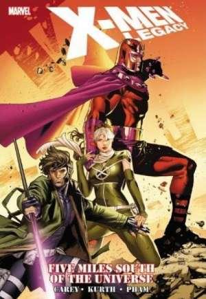 X-Men: Legacy (2008-2012)#HC Vol 9