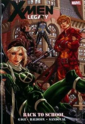 X-Men: Legacy (2008-2012)#HC Vol 10