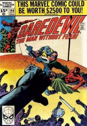 Daredevil (1964-1998)#166C