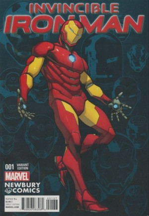 Invincible Iron Man (2015-2016) #1ZL