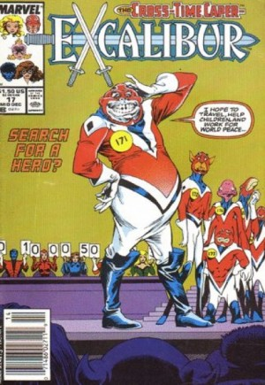 Excalibur (1988-1998)#17A