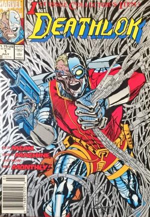 Deathlok (1991-1994)#1A