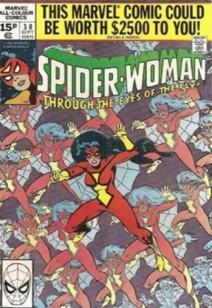 Spider-Woman (1978-1983)#30C
