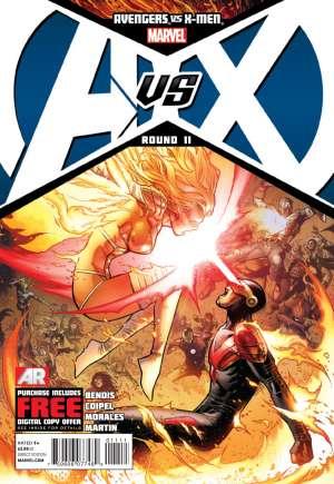 Avengers vs. X-Men (2012)#11A