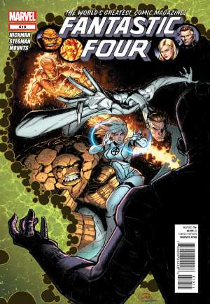 Fantastic Four (2012)#610