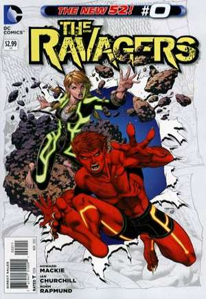Ravagers (2012-2013)#0
