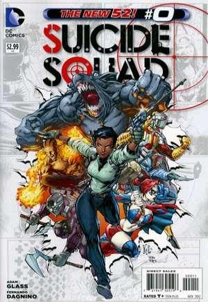 Suicide Squad (2011-2014)#0