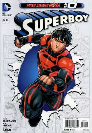 Superboy (2011-2014)#0