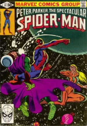 Spectacular Spider-Man (1976-1998) #51B