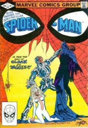 Spectacular Spider-Man (1976-1998)#70B