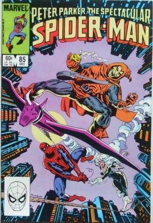 Spectacular Spider-Man (1976-1998)#85B