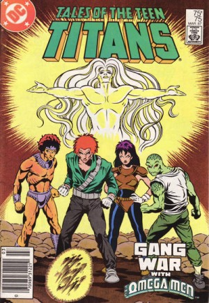 Tales of the Teen Titans (1984-1988)#75A