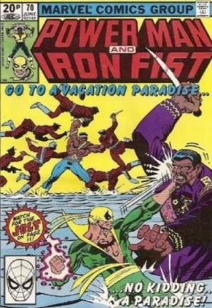 Power Man and Iron Fist (1978-1986)#70C