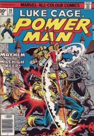 Power Man (1974-1978)#39B
