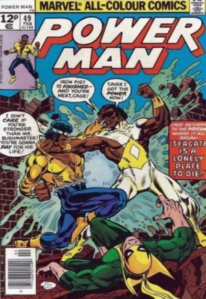 Power Man (1974-1978) #49B