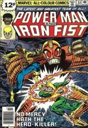 Power Man and Iron Fist (1978-1986)#53B