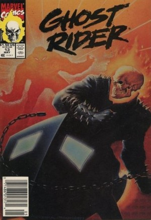 Ghost Rider (1990-1998) #13A
