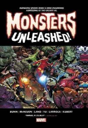 Monsters Unleashed (2017)#HC