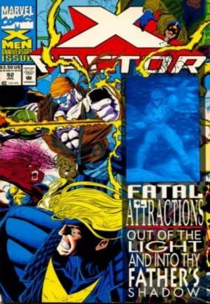 X-Factor (1986-1998)#92C
