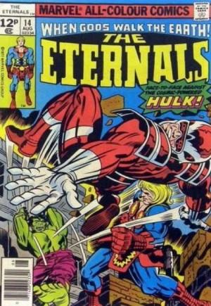 Eternals (1976-1978)#14D