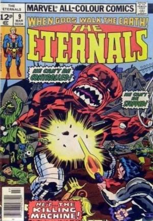 Eternals (1976-1978)#9B