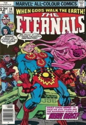 Eternals (1976-1978)#18B