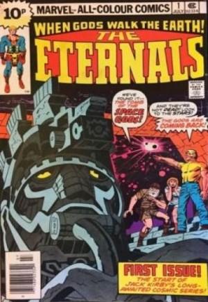 Eternals (1976-1978)#1C