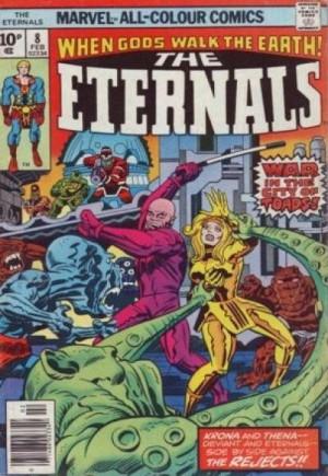 Eternals (1976-1978)#8B