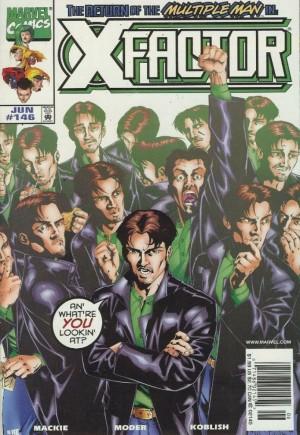 X-Factor (1986-1998)#146A