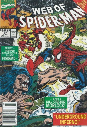 Web of Spider-Man (1985-1995)#77A