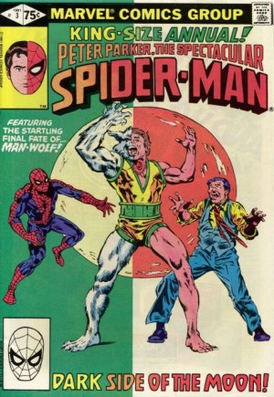 Spectacular Spider-Man (1976-1998) #Annual 3B