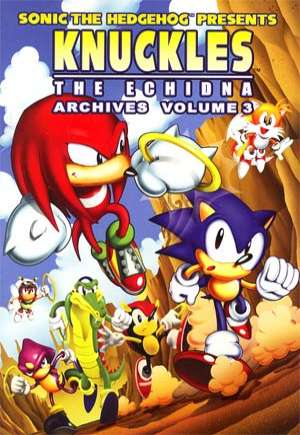 Knuckles: The Echidna Archives#TP Vol 3