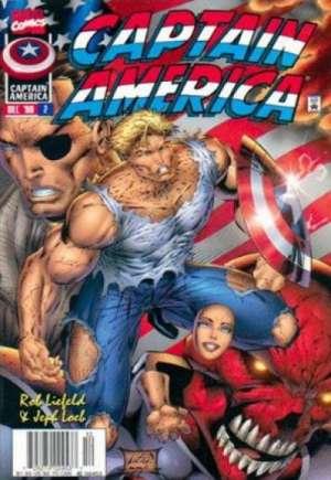 Captain America (1996-1997)#2A